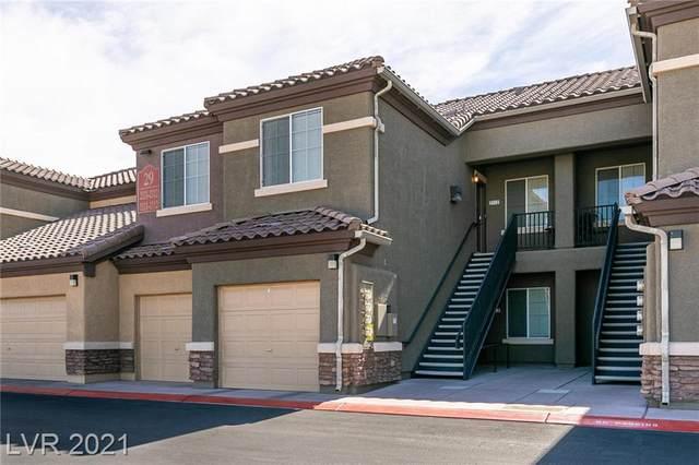 6868 Sky Pointe Drive #2112, Las Vegas, NV 89131 (MLS #2344106) :: Signature Real Estate Group