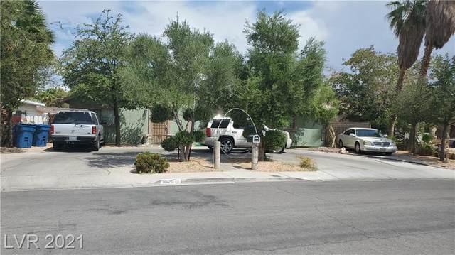 3076 Oxford Lane, Las Vegas, NV 89121 (MLS #2344114) :: DT Real Estate
