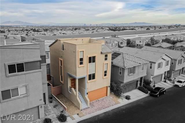 3824 Celcius Place, Las Vegas, NV 89129 (MLS #2344132) :: Hebert Group   eXp Realty