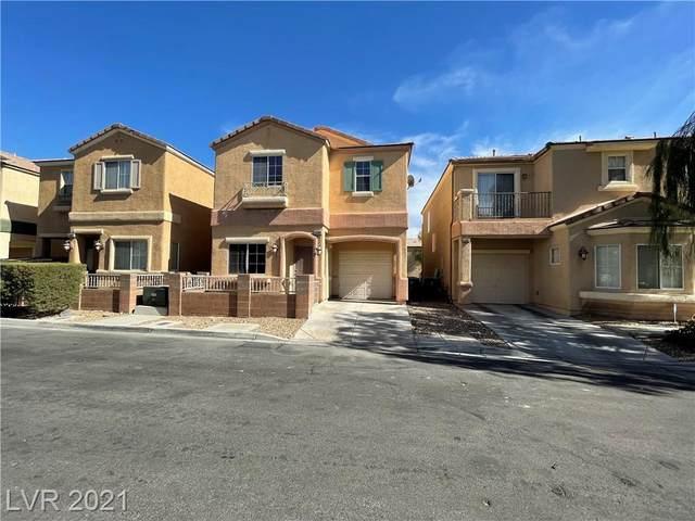 6386 Grays River Court, Las Vegas, NV 89148 (MLS #2344135) :: Hebert Group | eXp Realty