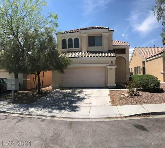 6857 Armistead Street, Las Vegas, NV 89149 (MLS #2344157) :: DT Real Estate