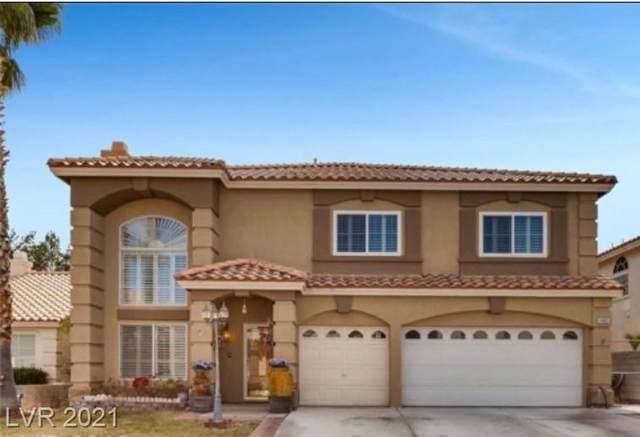 1483 Glassy Pond Avenue, Las Vegas, NV 89183 (MLS #2344158) :: Hebert Group | eXp Realty