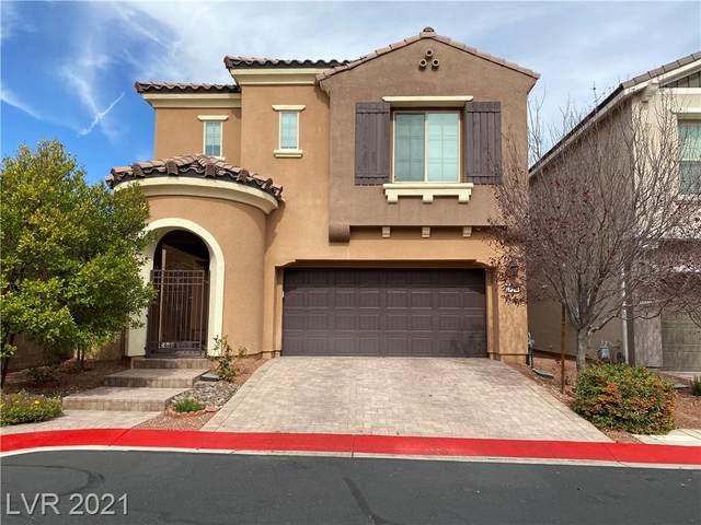11246 Eureka Pass Court, Las Vegas, NV 89135 (MLS #2344163) :: Alexander-Branson Team | Realty One Group