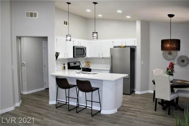 1881 W Alexander Road #2071, North Las Vegas, NV 89032 (MLS #2344164) :: Galindo Group Real Estate
