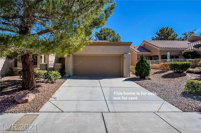 2556 Highvale Drive, Las Vegas, NV 89134 (MLS #2344165) :: The Shear Team