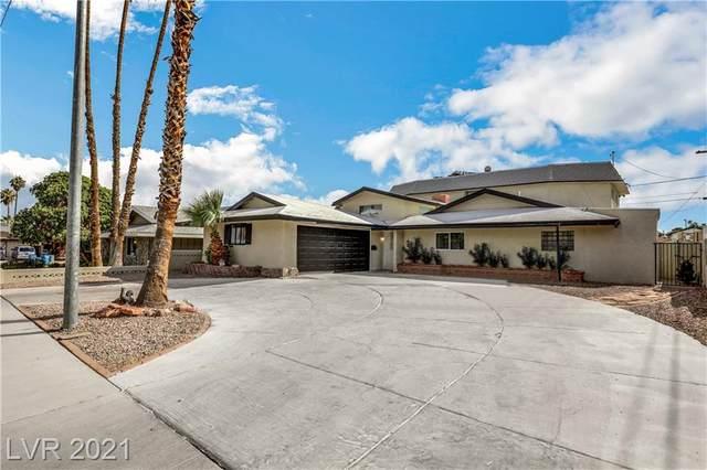 1530 Bonita Avenue, Las Vegas, NV 89104 (MLS #2344188) :: Kypreos Team
