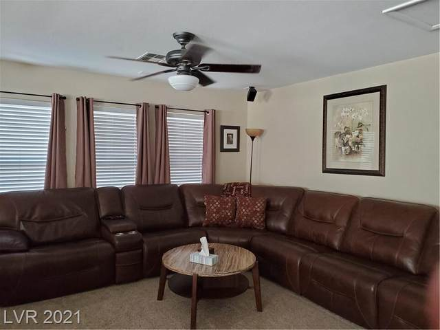 8605 Dodds Canyon Street, Las Vegas, NV 89131 (MLS #2344190) :: ERA Brokers Consolidated / Sherman Group