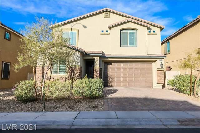 5853 Lavender Breeze Street, North Las Vegas, NV 89081 (MLS #2344193) :: The Shear Team