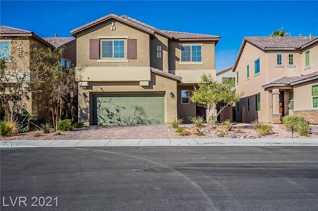 3284 Grayson Lake Court, Las Vegas, NV 89129 (MLS #2344194) :: The Shear Team