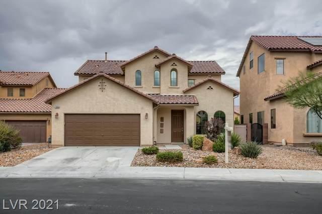 7333 Rietz Canyon Street, Las Vegas, NV 89131 (MLS #2344198) :: Hebert Group | eXp Realty