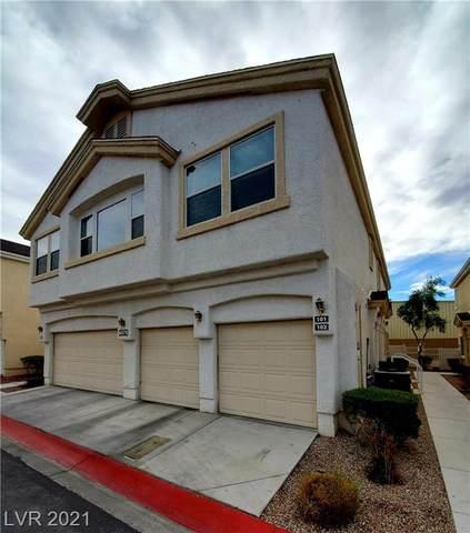 6575 Buster Brown Avenue #101, Las Vegas, NV 89122 (MLS #2344200) :: 775 REALTY