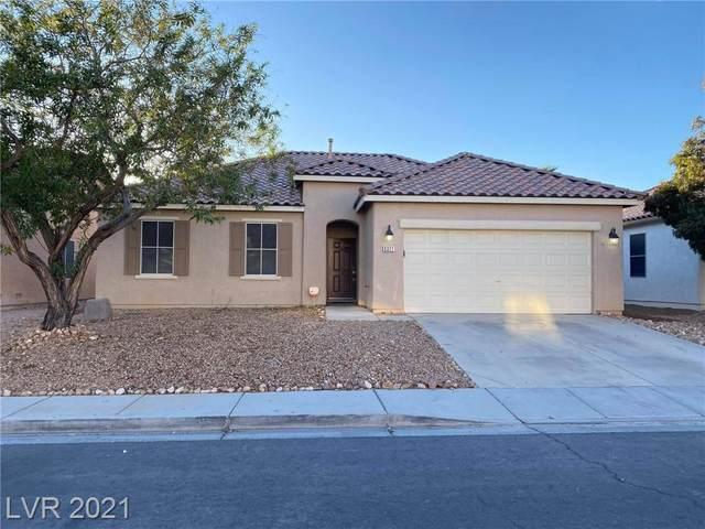 5321 Dawn Break Canyon Street, North Las Vegas, NV 89031 (MLS #2344205) :: The Shear Team