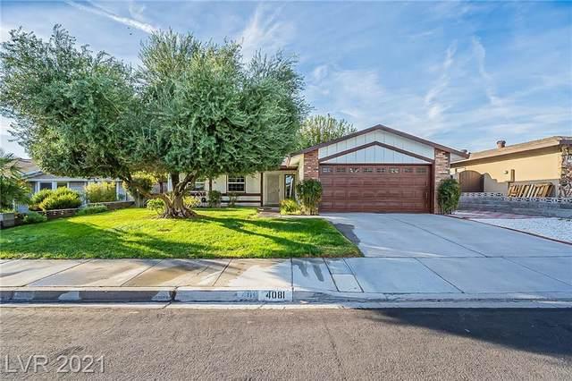 4081 Brighthill Avenue, Las Vegas, NV 89121 (MLS #2344206) :: The Shear Team