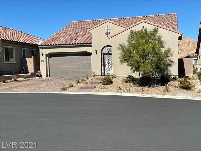 3472 Molinos Drive, Las Vegas, NV 89141 (MLS #2344207) :: The Shear Team
