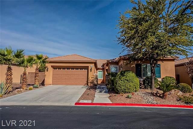 4104 Mantle Avenue, North Las Vegas, NV 89084 (MLS #2344223) :: The Shear Team