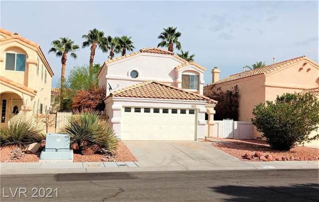 2816 Edge Rock Circle, Las Vegas, NV 89117 (MLS #2344230) :: Alexander-Branson Team | Realty One Group