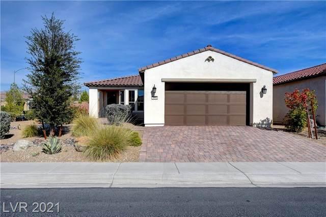 3604 Starlight Ranch Avenue, North Las Vegas, NV 89081 (MLS #2344232) :: The Shear Team