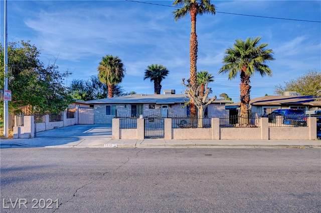 1112 Stanley Avenue, North Las Vegas, NV 89030 (MLS #2344252) :: The Shear Team