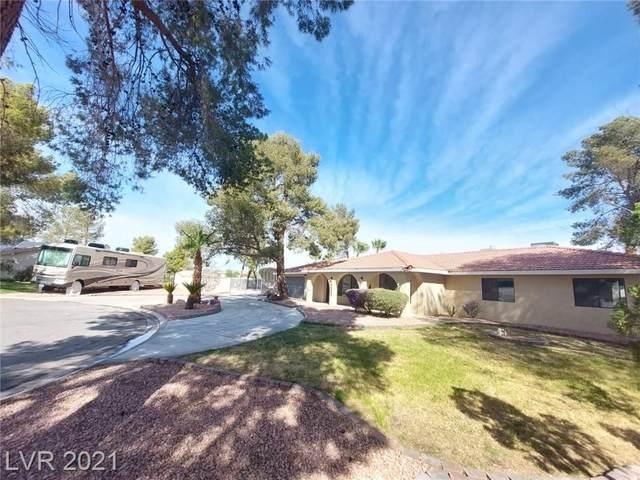 5886 El Parque Avenue, Las Vegas, NV 89146 (MLS #2344257) :: Hebert Group | eXp Realty