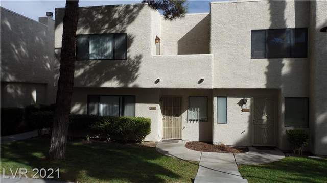 2669 Ruthe Duarte Avenue, Las Vegas, NV 89121 (MLS #2344265) :: Kypreos Team