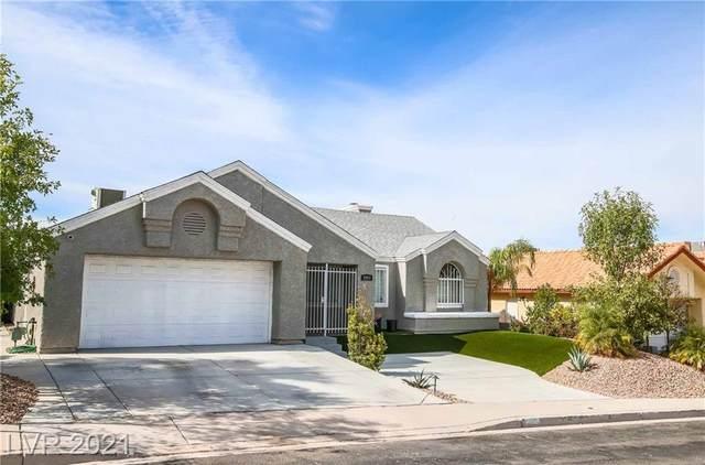 2223 Welsey Manor Drive, Las Vegas, NV 89156 (MLS #2344273) :: The Shear Team