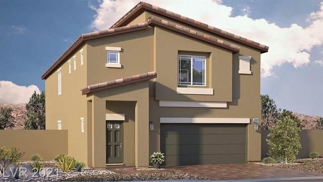 953 Willow Berry Avenue Lot 61, North Las Vegas, NV 89032 (MLS #2344281) :: The Shear Team