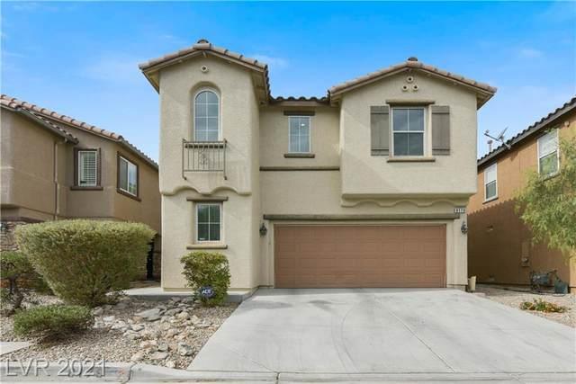8179 Sandy Slope Court, Las Vegas, NV 89113 (MLS #2344284) :: Kypreos Team