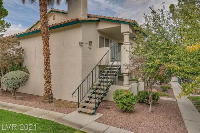 7944 Terrace Rock Way #202, Las Vegas, NV 89128 (MLS #2344288) :: 775 REALTY