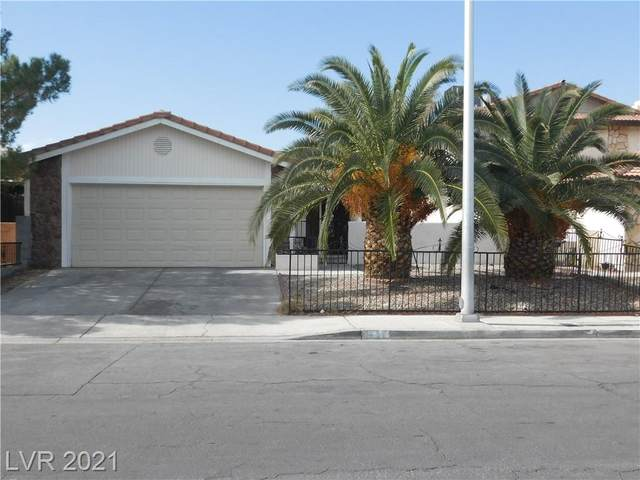 1737 Yellow Rose Street, Las Vegas, NV 89108 (MLS #2344290) :: Alexander-Branson Team | Realty One Group