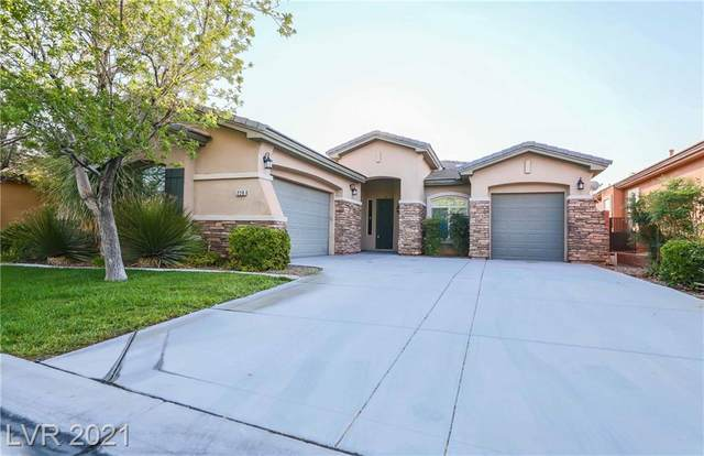 228 Foley Lane, Las Vegas, NV 89138 (MLS #2344294) :: ERA Brokers Consolidated / Sherman Group