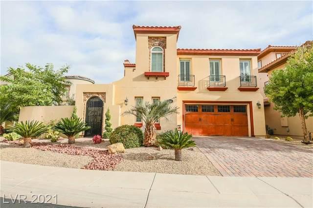 250 Crooked Putter Drive, Las Vegas, NV 89148 (MLS #2344301) :: ERA Brokers Consolidated / Sherman Group