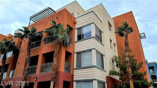 35 E Agate Avenue #403, Las Vegas, NV 89123 (MLS #2344302) :: 775 REALTY