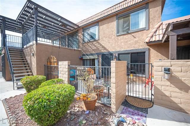 331 Misty Isle Lane C, Las Vegas, NV 89107 (MLS #2344306) :: ERA Brokers Consolidated / Sherman Group