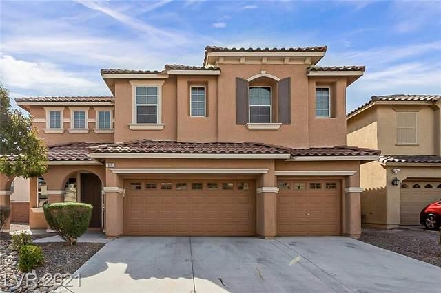 17 Summit Creek Avenue, North Las Vegas, NV 89031 (MLS #2344313) :: Kypreos Team