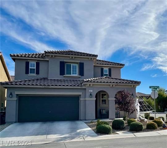 6977 Glencoe Harbor Avenue, Las Vegas, NV 89179 (MLS #2344335) :: Vegas Plus Property Management