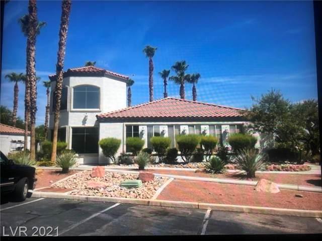 3318 N Decatur Boulevard #1140, Las Vegas, NV 89130 (MLS #2344336) :: 775 REALTY