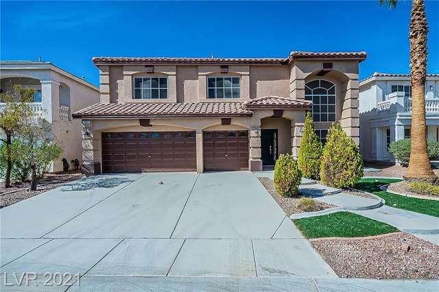 7983 Avalon Island Street, Las Vegas, NV 89139 (MLS #2344362) :: Keller Williams Realty