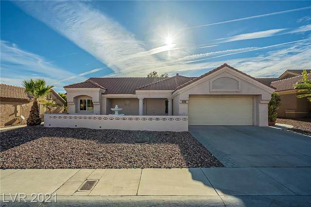 2408 Springridge Drive, Las Vegas, NV 89134 (MLS #2344368) :: Vegas Plus Property Management