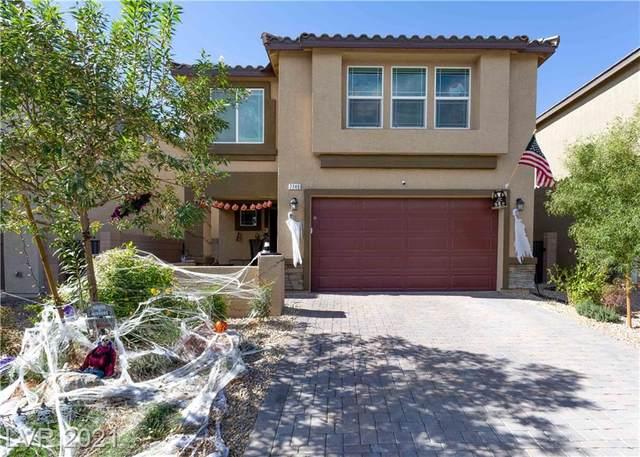 7749 Wishbone Falls Street, North Las Vegas, NV 89084 (MLS #2344369) :: Vegas Plus Property Management