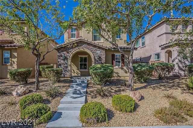 9913 Turquoise Glass Court, Las Vegas, NV 89178 (MLS #2344377) :: Vegas Plus Property Management