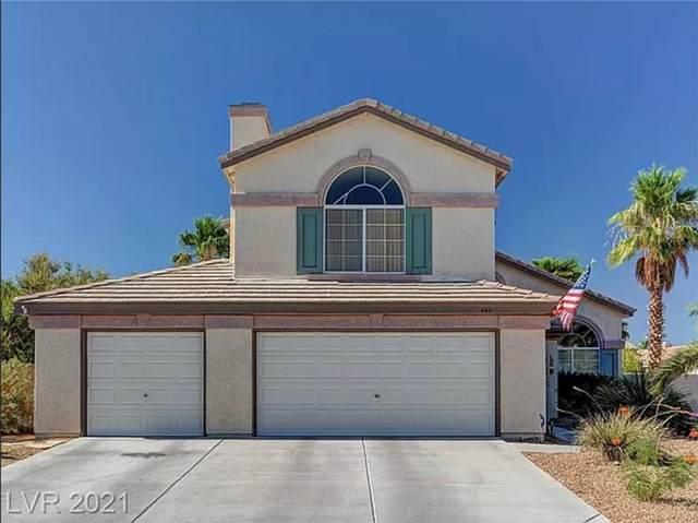 446 Compo Avenue, Las Vegas, NV 89123 (MLS #2344378) :: ERA Brokers Consolidated / Sherman Group