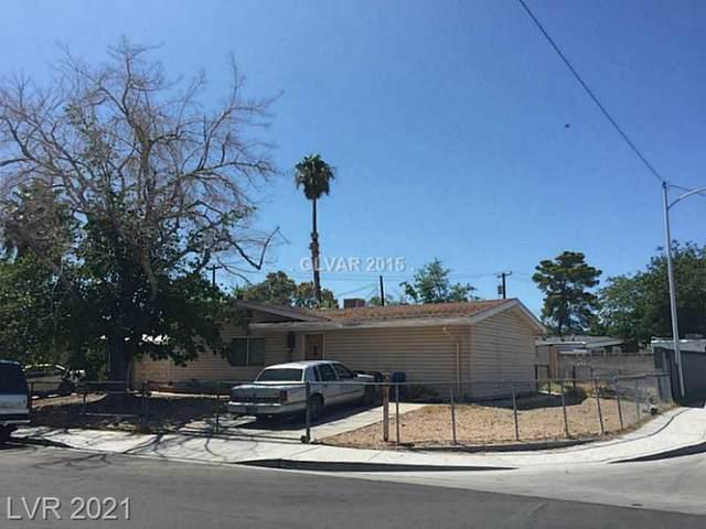 365 Xavier Street, Las Vegas, NV 89107 (MLS #2344391) :: Kypreos Team