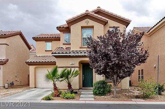 759 Loughton Street, Las Vegas, NV 89178 (MLS #2344401) :: 775 REALTY