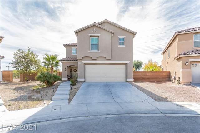 2209 Cockatiel Drive, North Las Vegas, NV 89084 (MLS #2344431) :: Vegas Plus Property Management