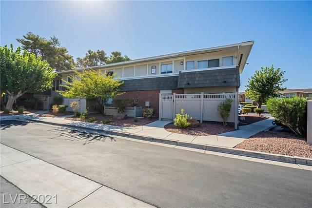 2854 Geary Place #3816, Las Vegas, NV 89109 (MLS #2344434) :: Jeffrey Sabel