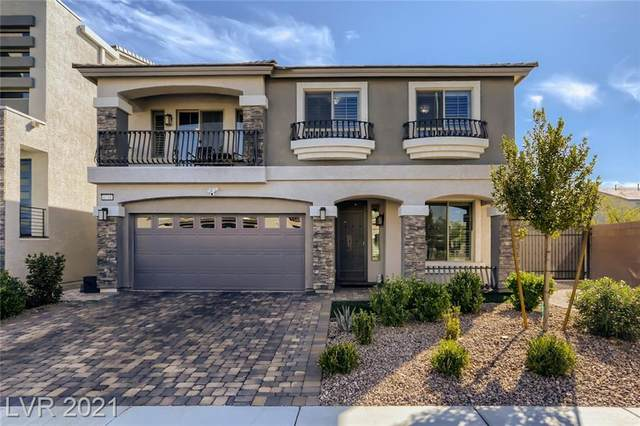 6741 Tangled Vines Avenue, Las Vegas, NV 89139 (MLS #2344445) :: The Perna Group
