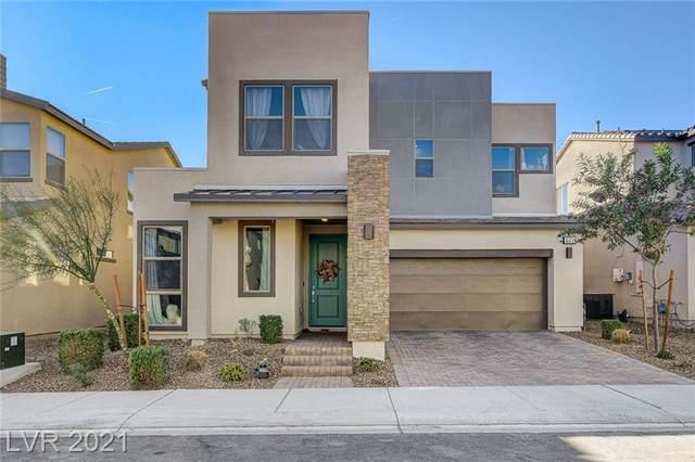 537 Founders Creek Avenue, North Las Vegas, NV 89084 (MLS #2344475) :: Vegas Plus Property Management