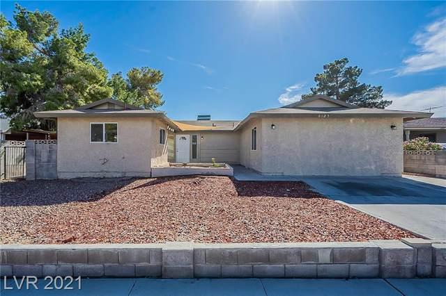 6125 Rosalita Avenue, Las Vegas, NV 89108 (MLS #2344677) :: Custom Fit Real Estate Group