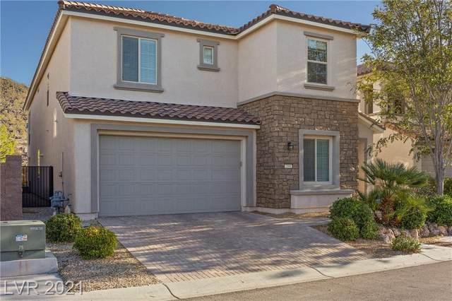 2181 Anserville Avenue, Henderson, NV 89044 (MLS #2344723) :: Vestuto Realty Group