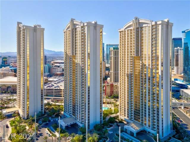 125 Harmon Avenue #415, Las Vegas, NV 89109 (MLS #2344778) :: Jeffrey Sabel